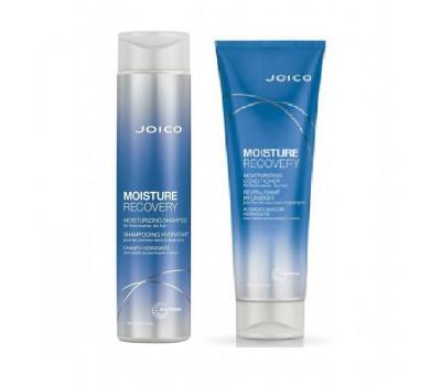Joico Шампунь + кондиционер Увлажняющий для плотных/жестких, сухих волос