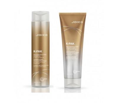 Joico Шампунь + Кондиционер - Восстанавливающий для поврежденных волос