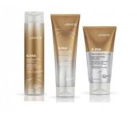Шампунь + Кондиционер + Маска - Восстанавливающий для поврежденных волос