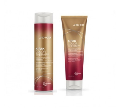 Joico Шампунь + Кондиционер Восстанавливающий для окрашенных волос