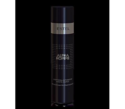 Estel Professional Шампунь-активатор роста волос Alpha Homme