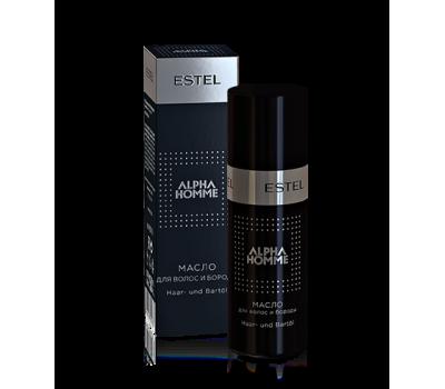 Estel Professional Масло для волос и бороды Alpha Homme