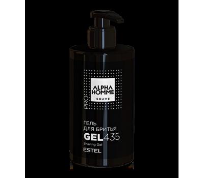 Estel Professional Гель для бритья Alpha Homme