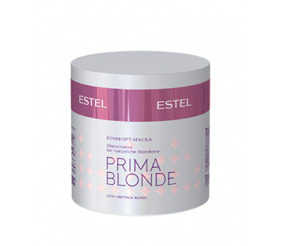 Estel Professional Комфорт-маска для светлых волос Prima Blonde