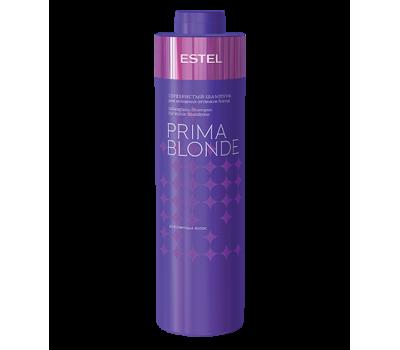 Estel Professional Серебристый шампунь для холодных оттенков блонд Prima Blonde