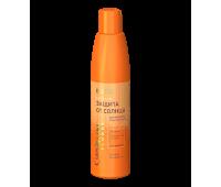 Бальзам «Увлажнение и питание» с UV-фильтром для всех типов волос SUN FLOWER