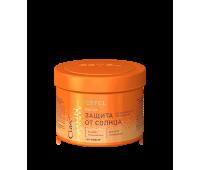 Маска «Восстановление и защита» с UV-фильтром для всех типов волос SUN FLOWER