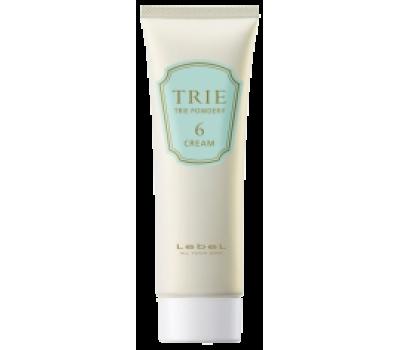 Lebel Крем матовый для укладки волос средней фиксации Lebel Trie Powdery Cream 6