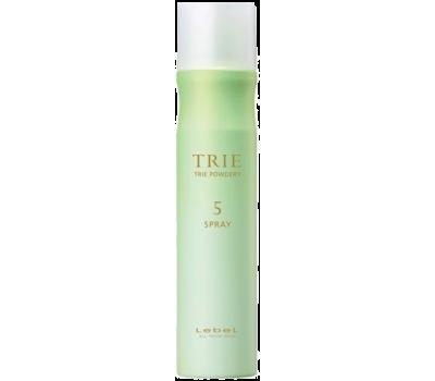 Lebel Спрей-пудра средней фиксации с матирующим эффектом Trie Powdery Spray 5