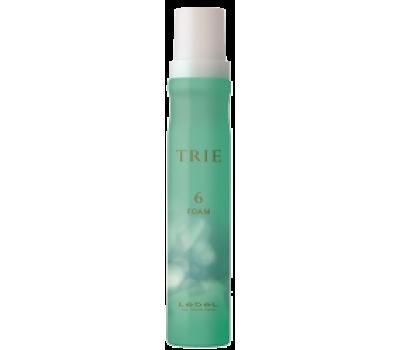 Lebel Пена для укладки волос средней фиксации Trie Foam 6