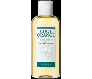 Шампунь «Холодный апельсин» Cool Orange Hair Soap