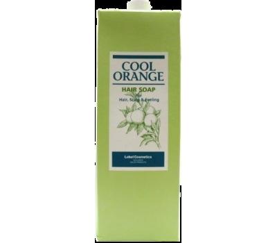 Lebel Шампунь «Холодный апельсин» Cool Orange Hair Soap