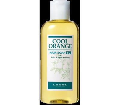 Lebel Шампунь «Супер Холодный апельсин» Cool Orange SC Hair Soa
