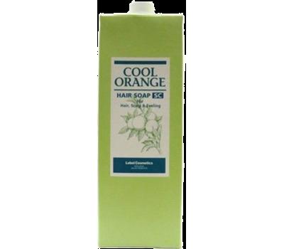 Lebel Шампунь «Супер Холодный апельсин» Cool Orange SC Hair Soap