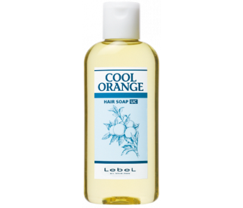 Шампунь «Ультра Холодный апельсин» Cool Orange UC Hair Soap