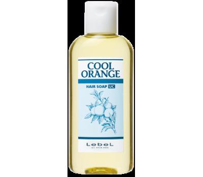 Lebel Шампунь «Ультра Холодный апельсин» Cool Orange UC Hair Soap
