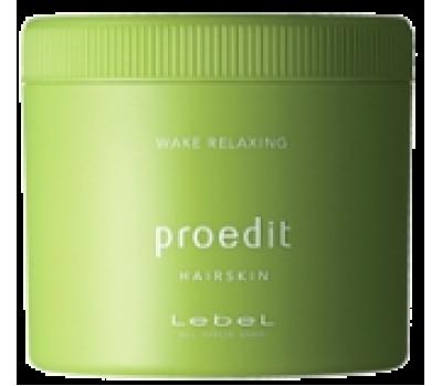Lebel Пробуждающий крем для волос и кожи головы Wake Relaxing