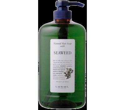 Lebel Шампунь для волос SEAWEED (морские водоросли)