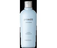 Питательный шампунь для жестких и непослушных волос Proedit Through Fit Shampoo