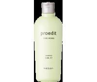Восстанавливающий шампунь для тонких волос Proedit Curl Fit Shampoo