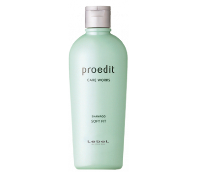 Lebel Увлажняющий шампунь Proedit Soft Fit Shampoo