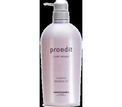 Lebel Восстанавливающий шампунь Lebel Proedit Bounce Fit Shampoo