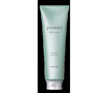 Интенсивно увлажняющая маска Lebel Proedit Soft Fit + Treatment