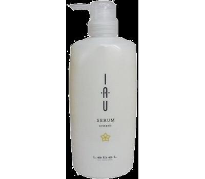 Lebel Аромакрем для увлажнения и разглаживания волос Lebel IAU Serum Cream