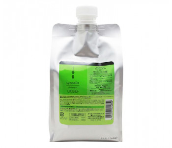 Охлаждающий антиоксидантный шампунь IAU Lycomint Cleansing Icy