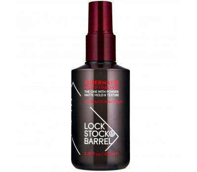 Lock Stock & Barrel Спрей для объема и небрежных укладок