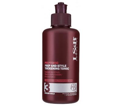Lock Stock & Barrel Прептоник LS&B для утолщения волос