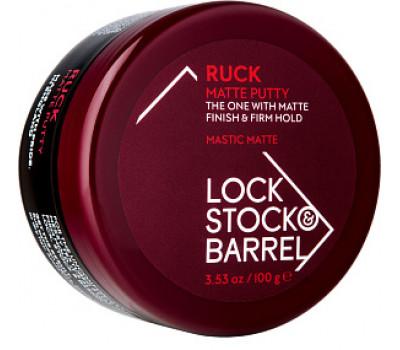 Lock Stock & Barrel Матовая мастика