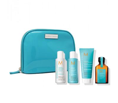 "Moroccanoil Дорожный набор ""Увлажнение"" Moroccanoil Travel Kit Hydrate"