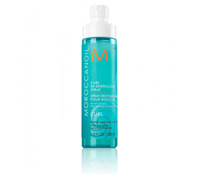 Спрей энергетик для вьющиxся волос Moroccanoil