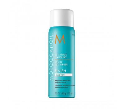 Moroccanoil Лак для волос Средней фиксации Luminous Hairspray Medium