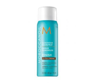 Moroccanoil Лак для волос экстра-сильной фиксации Luminous HairSpray Finish Extra Strong