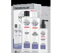 Набор XXL для обесцвеченных, химически завитых или выпрямленных волос