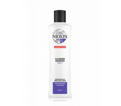 Nioxin Очищающий шампунь СИСТЕМА 6