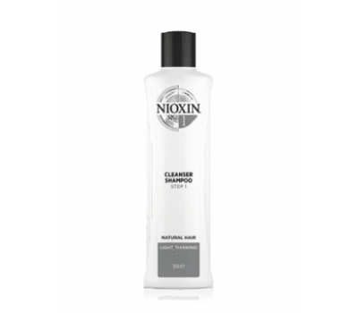 Nioxin Очищающий шампунь NIOXIN 3D СИСТЕМА 1