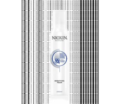 Nioxin Мусс для объемной укладки для тонких волос