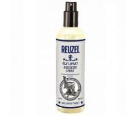 Reuzel Clay Spray - Моделирующий лосьон-спрей для волос с матовым эффектом