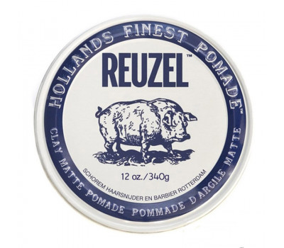 Reuzel Глина для укладки волос Reuzel Clay Matte Pomade