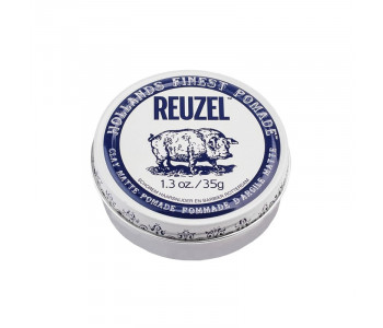 Глина для укладки волос Reuzel Clay Matte Pomade