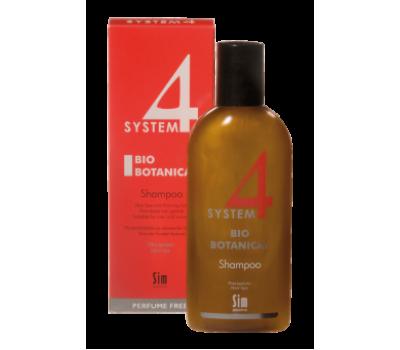 System4 Биоботанический Шампунь для роста и питания 100 мл