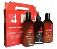 """Комплекс от выпадения волос """"System 4"""" мини-форматы"""