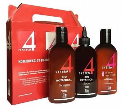 """System4 Комплекс от выпадения волос """"System 4"""" мини-форматы"""