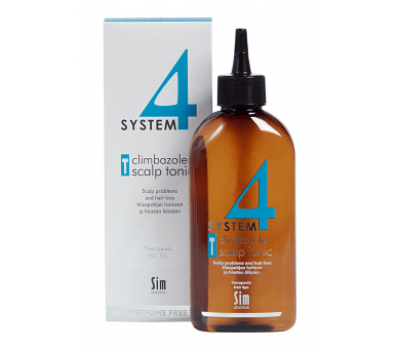 """System4 Тоник """"T"""" для стимуляции роста волос 215мл"""