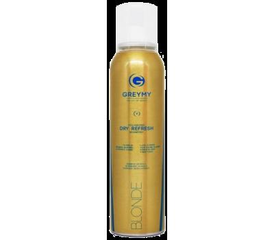 Greymy Сухой шампунь блонд Volumizing Dry Refresh Shampoo - Blonde