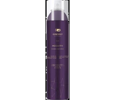 Greymy Спрей-лак надежной фиксации Mighty Forming Hair Spray
