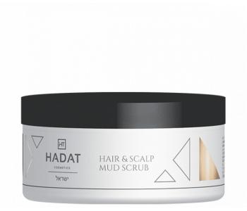 Очищающий скраб для волос и кожи головы HAIR & SCALP MUD